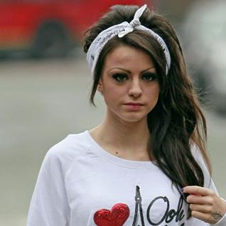 Cher Lloyd Hairstyle