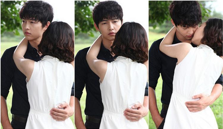 Song Joong Ki Girlfriend Song joong ki girlfriend