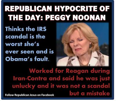 peggy noonan, Republican, GOP, Iran-Contra, Reagan