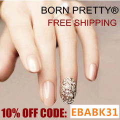 Get 10% off every time you buy from Born Pretty Store!