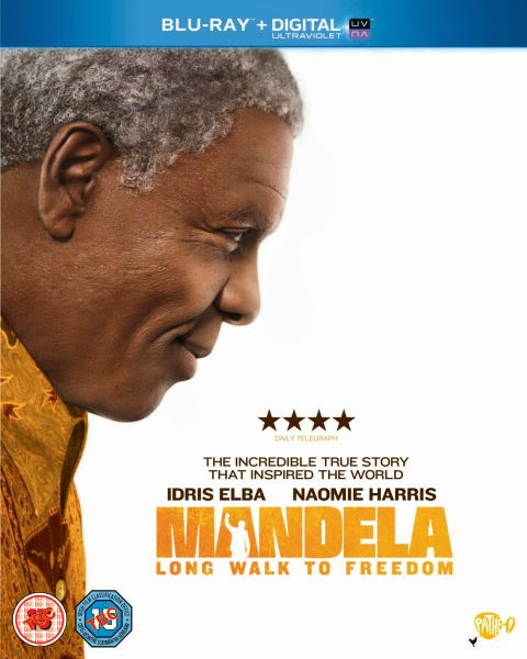 Mandela: Long Walk To Freedom (Mandela: Del Mito Al Hombre)(2013) m720p BDRip 3.5GB mkv Dual Audio AC3 5.1 ch