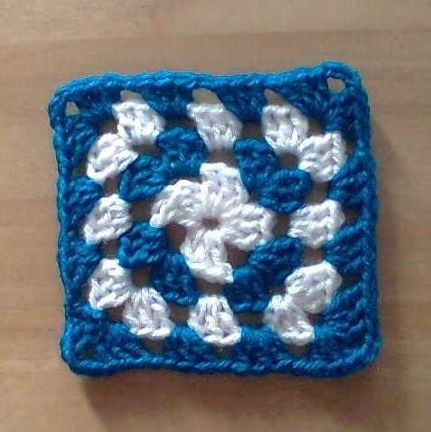 KNITIT: Crochet Motif: Free Pattern No. 10