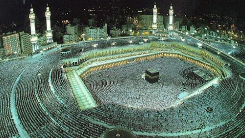 Watch the Hajj in Saudi Arabia 2011
