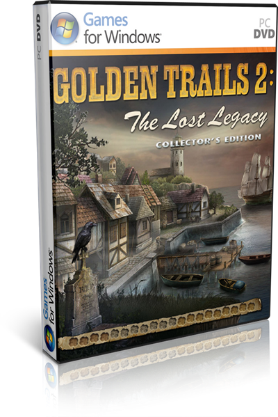 Golden Trails 2 The Lost Legacy Collectors Edition [2011] PC Full [Descargar 1 Link]