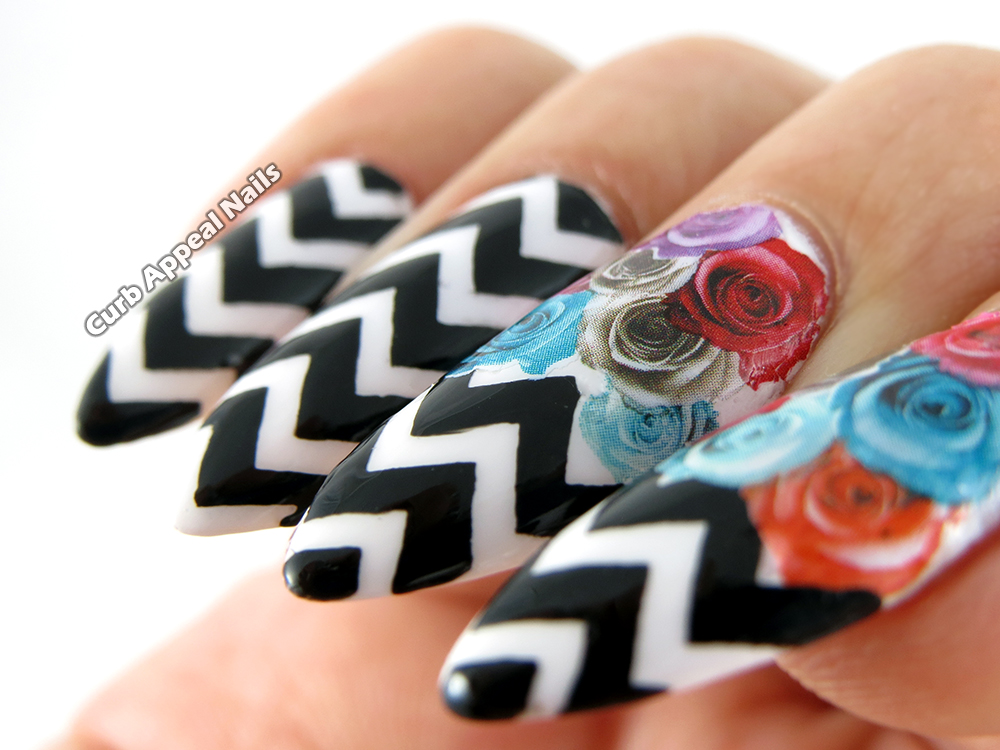 Curb Appeal Nails | Nail Art + Polish Blog: May 2015