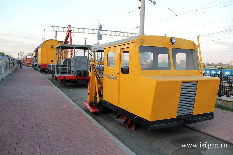 В 1973 году в Челябинске был открыт Музей истории ЮУЖД, а 9 мая 2005 года состоялось открытие Музея истории подвижного состава ЮУЖД под открытым небом
