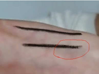 Disappointed in Maybelline Master Drama eye liner