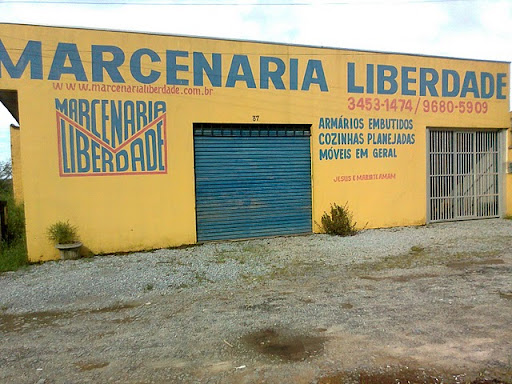 MARCENARIA LIBERDADE; MATINHOS PARANÁ