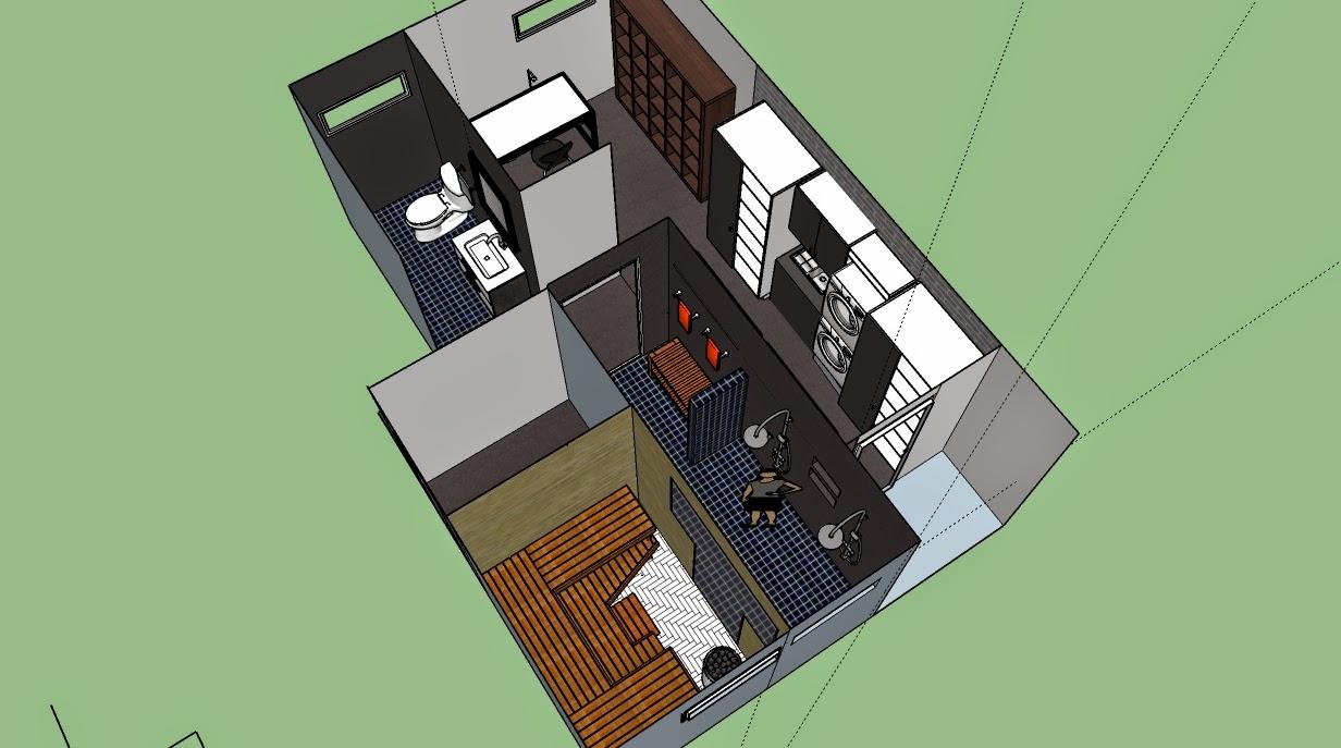 wc, kodinhoitohuone, sauna, kylpyhuone