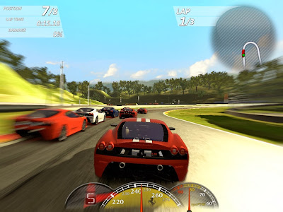 ferrari virtual race download
