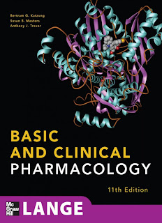 Katzung  Basic And Clinical Pharmacology - 11th Edition