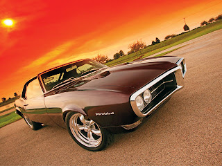 Muscle Car of the Week: '68 Pontiac Firebird Coupe