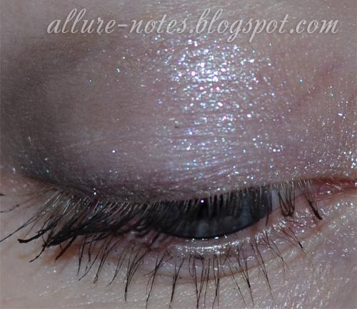 отзыв макияж блог свотчи