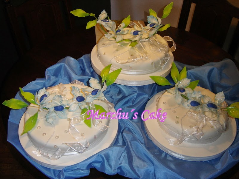 "Torta decorada ""Casamiento-Bodas"""