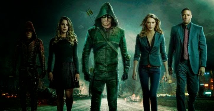Arrow - Episode 3.18 - Public Enemy - Dialogue Tease