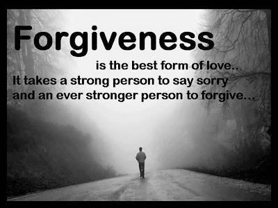 forgiveness - life coach