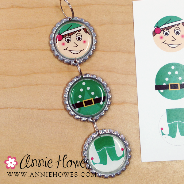 Annie Howes Photo Jewelry Making: Easy To Make Bottle Cap