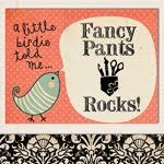 Fancy Pants Design