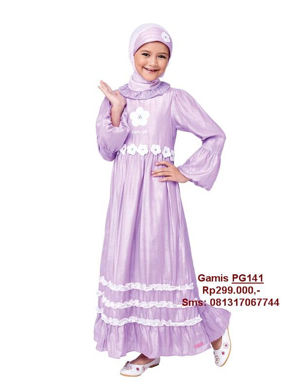 Model Jilbab Terbaru 2014 Gamis Busana Favorit Oki