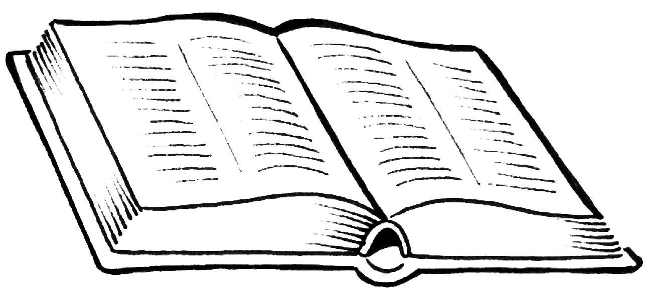 Dibujos cristianos biblia abierta para colorear dibujos - Pagina da colorare di una bibbia ...