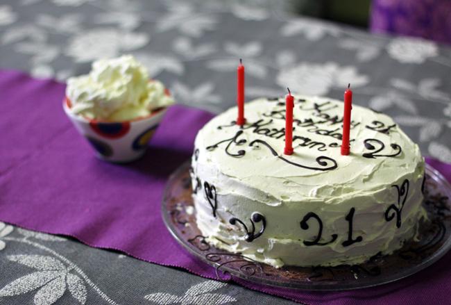 Birthday Cake For Little Sister ~ Unusual magic: happy birthday kathryn!