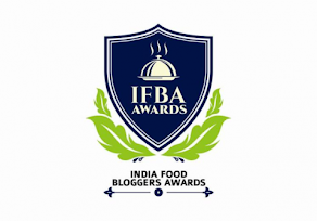 Runner Up in the General Food Blog Category at IFBA2015