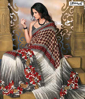 Saree Design For This Year Eid+(1) Eid Collection Saree Design