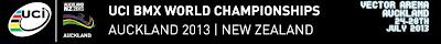 CICLISMO-Mundial BMX 2013 (Auckland, Nueva Zelanda)