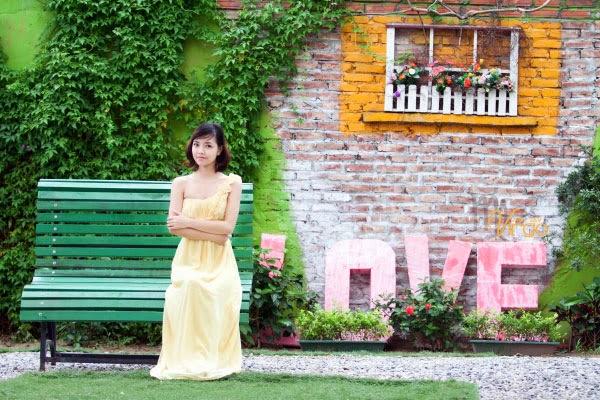 Love garden. – Lạc Long Quân - Địa điểm chụp ảnh đẹp ở Hà Nội