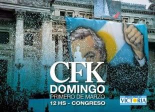Domingo en la Plaza de los Dos Congresos