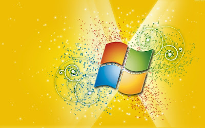 Wallpapers de Microsoft Windows en colores bonitos