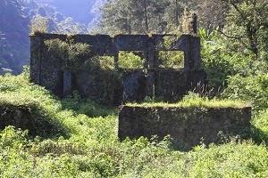 Reruntuhan Radio Malabar Gunung Puntang