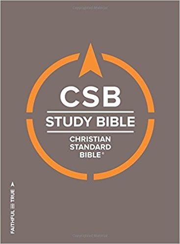 Holman Study Bible