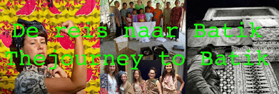 The journey to Batik / De reis naar Batik