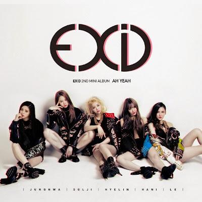 [Mini Album] Ah Yeah (2ND Mini Album) - EXID