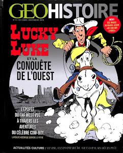 Lucky Luke et la conquête de l'Ouest