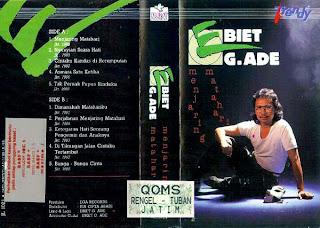 EBIET G ADE Menjaring Matahari (1987)