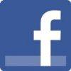 Facebook Logo Icon for blogger posts