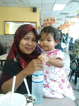 mY sis with syuHadA