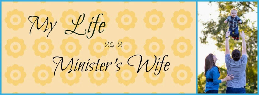 My Life as a Minister's Wife