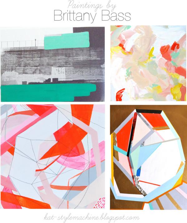 fashion and style inspiration, bright geometric art