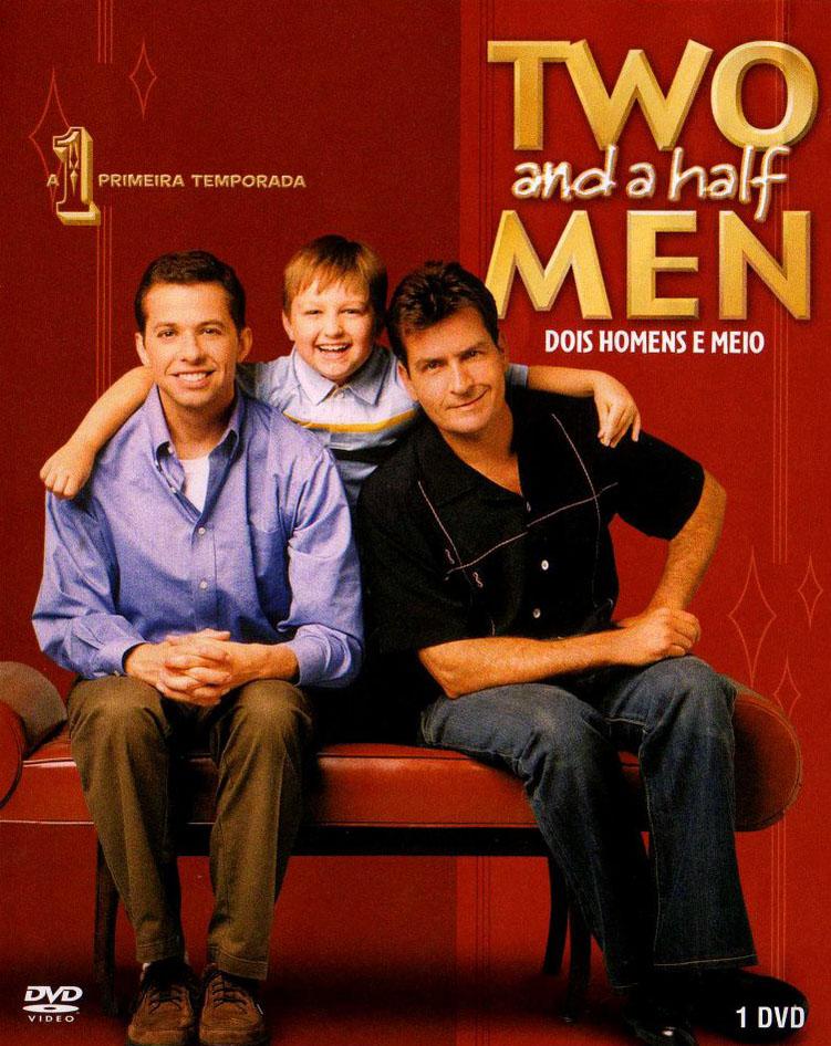 Dois Homens e Meio 1ª Temporada Torrent – BluRay 720p Dual Áudio (2003)