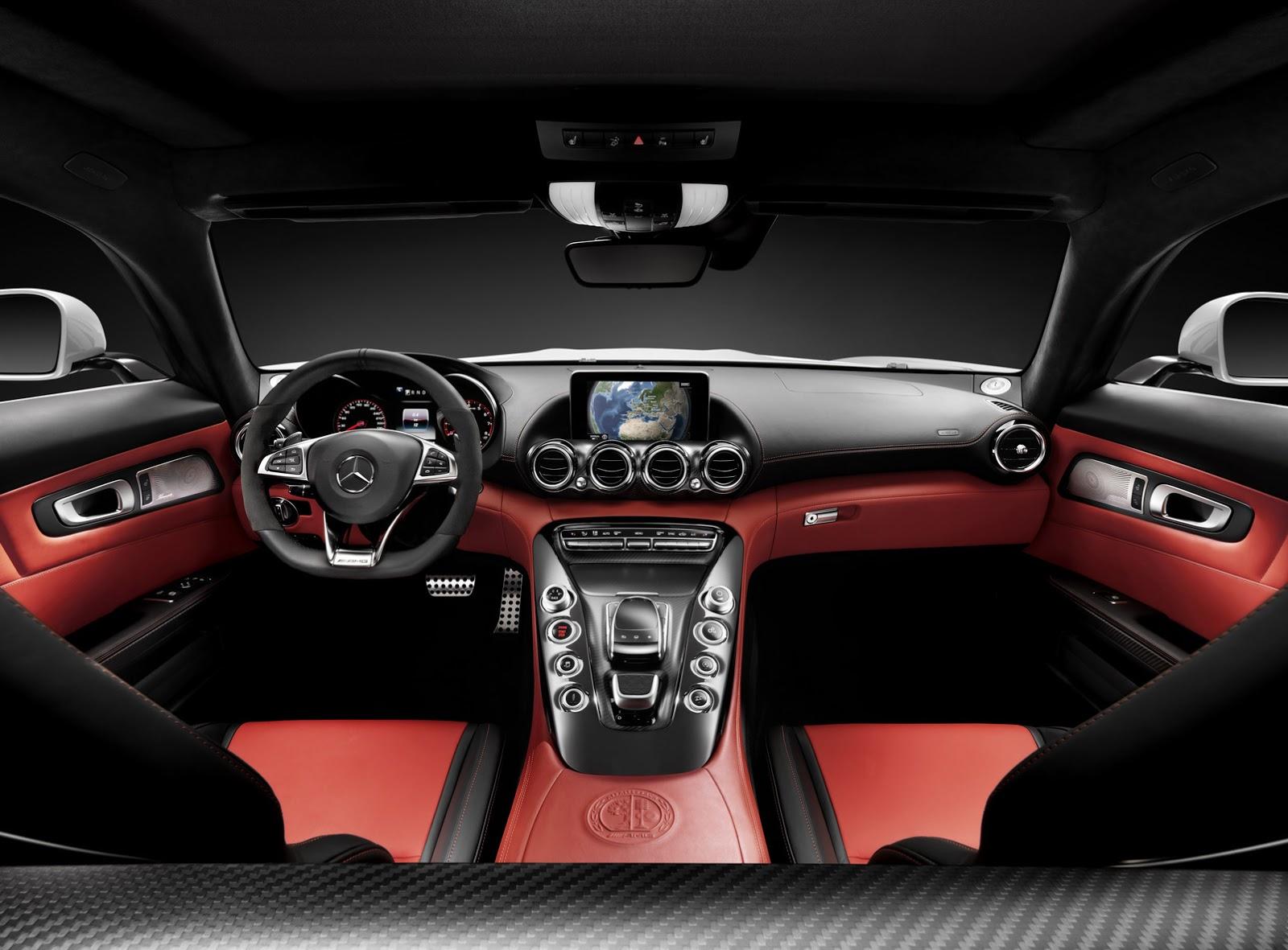 Interior mercedes amg gt s dtm safety car c190 2015 pr - An Error Occurred