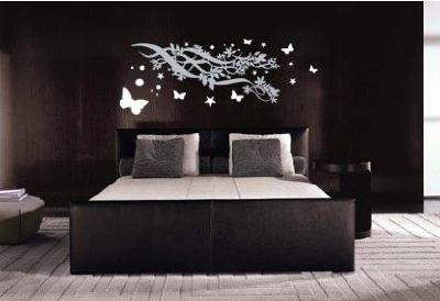 Decora el hogar dormitorios modernos color negro for Dormitorio negro