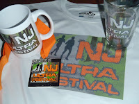 NJ Ultra Fest Medals and SWAG