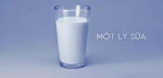 Một ly sữa