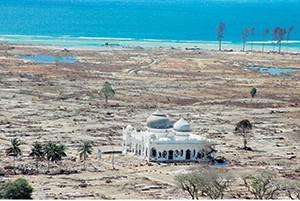Masjid Baiturrahman Yang Di Jaga Allah