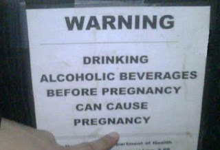 Drinking Alcohol While Pregnant causes Pregnancy Funny