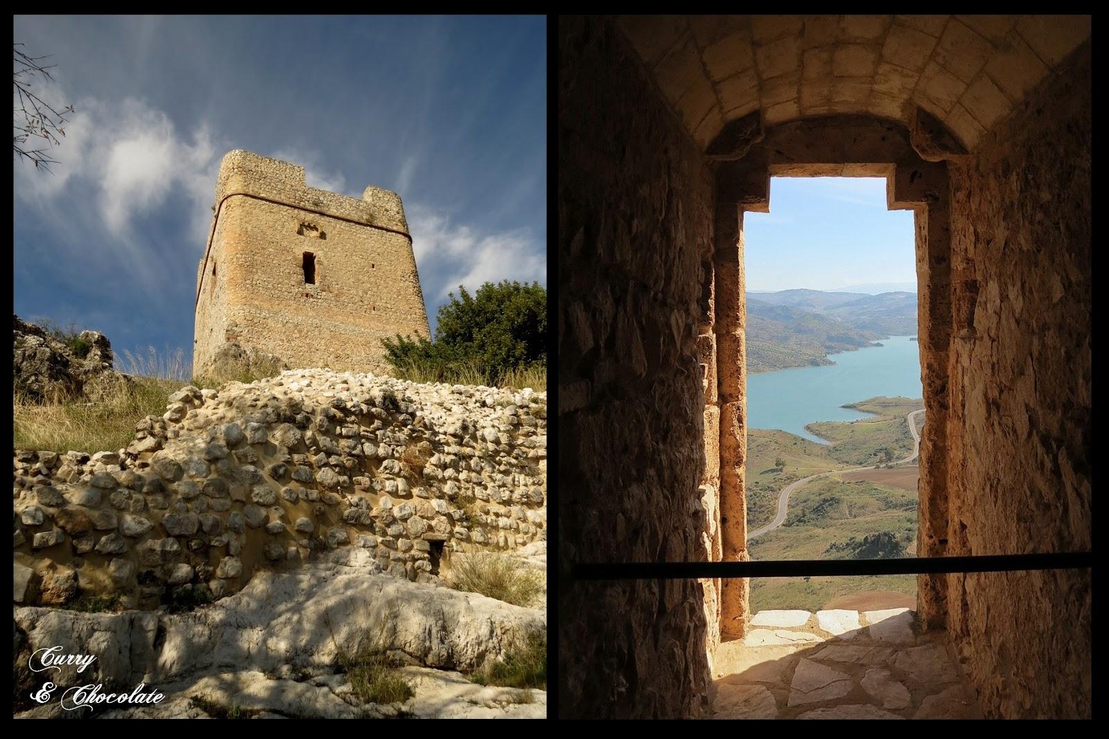 Castillo de Zahara