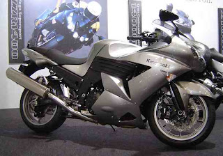 Top 5 Fastest Motorbikes In The World